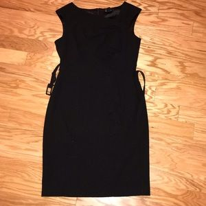 White House Black Market Dresses - Black Dress White House Black Market Sz 10